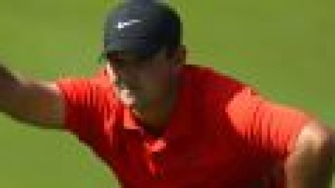 Reed delighted with Woods pick