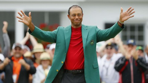 Best of: Tiger moments in 2019