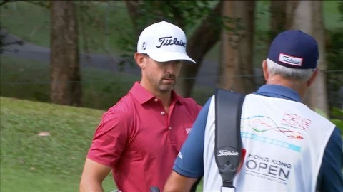 Ormsby retains two-shot lead at Hong Kong Open