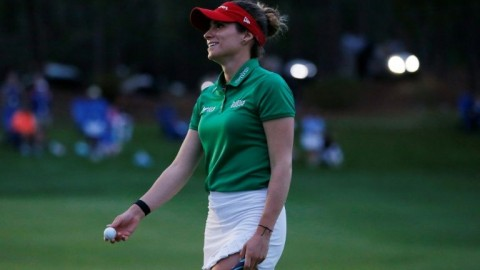 Lopez wins LPGA Tournament of Champions after playoff duel
