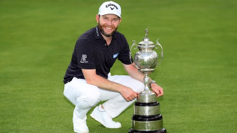 Grace rallies to win South African Open; among three Open qualifiers
