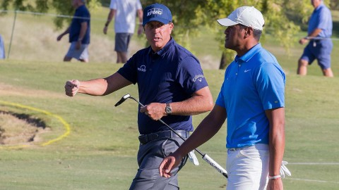 Mickelson-Finau, Fowler-Molinari highlight featured pairings at American Express