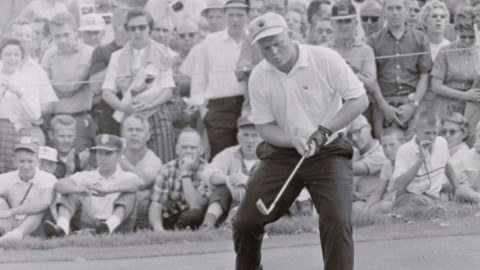A look back at Nicklaus' first pro paycheck: $33 in 1962