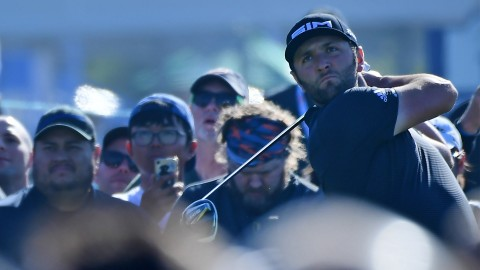 Rahm has grown to love Torrey Pines, on and off the course