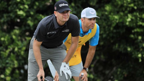 Steele grabs three-stroke lead through 54 holes at Sony Open in Hawaii
