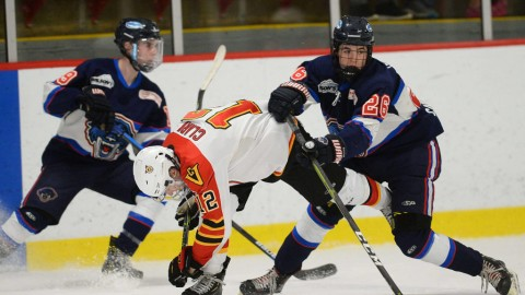 Peninsula Panthers lose against Victoria Cougars, focus on playoffs