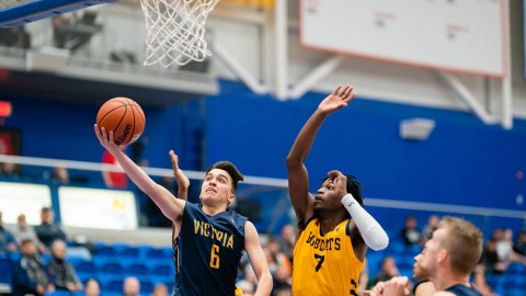 Oak Bay hoop star shortlisted for second-straight B.C. high school player of the year award