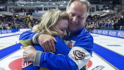 Canadian curling coach's 'shut up' comment exposes frustration about fairness