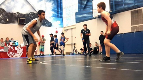 Sooke Wrestling Club shows muscle in first season
