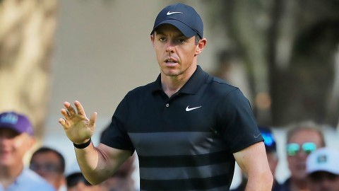 Rory McIlroy receives 'nice messages' after eschewing Premier Golf League