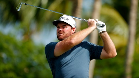 Watch: Grayson Murray fired up after hole-in-one at Honda Classic