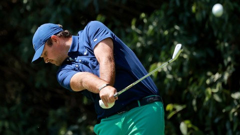 Deja vu for Patrick Reed at No. 8, but WGC-Mexico victory still possible