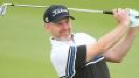 Gallacher and Hojgaard share Oman lead