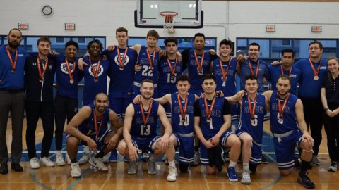 Camosun Chargers bring home bronze from basketball provincials