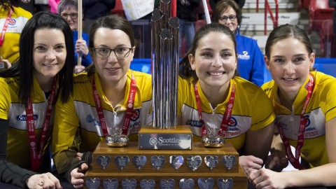 World Women's Curling Championship in Prince George cancelled due to COVID-19
