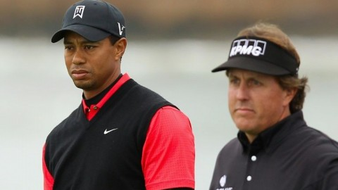 Tiger-Phil rematch would add NFL stars Brady, Manning: reports