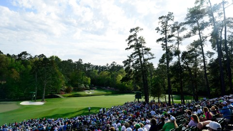 How the field will likely look for a November Masters