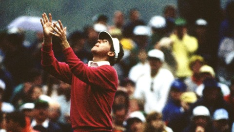Masters Tournament final-round broadcasts: 1988-92