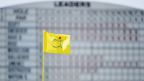 Hour-by-hour TV coverage for 'Masters Tournament week'