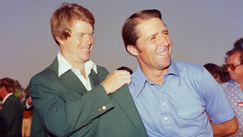Masters Tournament final-round broadcasts: 1978-82