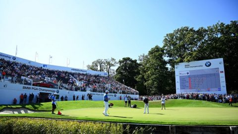 New date for BMW PGA and Scottish Open