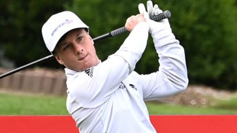 Lawlor becomes first disabled golfer on European Tour