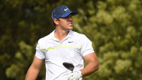 Koepka: Where my drive comes from