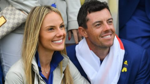 #GirlDad: Rory, Erica McIlroy welcome first child ahead of Tour Championship