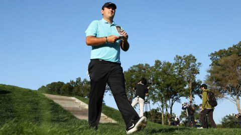 Patrick Reed leads Bryson DeChambeau as only six players now under par at U.S. Open