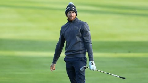 Sebastian Soderberg forced to withdraw from Irish Open because of contact tracing