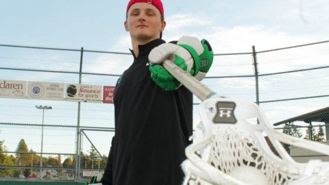 Calgary Roughnecks draft young Saanich lacrosse star for coming NLL season