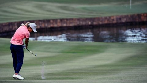 Danielle Kang shares lead in search of second Drive On title this season