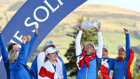 Spain to host 2023 Solheim Cup