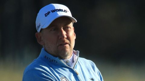Poulter feels 'guilty' after good draw