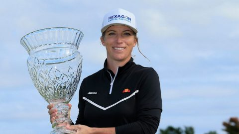 Reid holds firm to clinch LPGA Classic