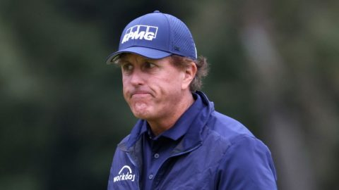 Mickelson has pre-Masters fans concerns
