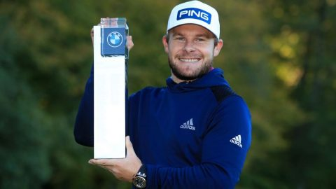 Hatton holds off Perez for Wentworth win