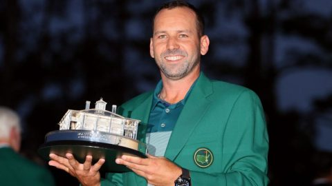 Garcia out of Masters after positive coronavirus test