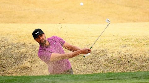As he chases win No. 2, Tony Finau feeling more confident than cursed