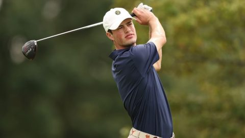 Perfect timing: Cole Hammer ends win drought in South Beach, boosts Walker Cup stock