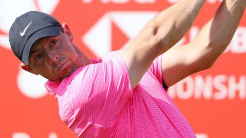 McIlroy leads Hatton in Abu Dhabi