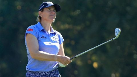 Pay it forward: Annika Sorenstam passing along advice to younger players