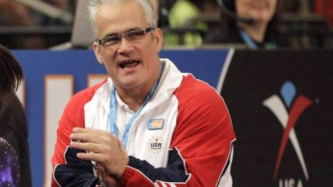 Olympics gymnastics coach with ties to Larry Nassar dies by suicide after charges