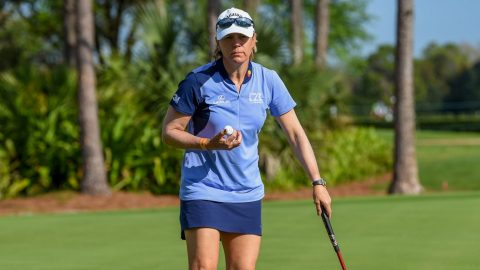 'Of course you're playing': Annika Sorenstam has support of IGF to play U.S. Senior Women's Open