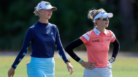 Korda sisters, world No. 1 grouped at Drive On Championship at Golden Ocala
