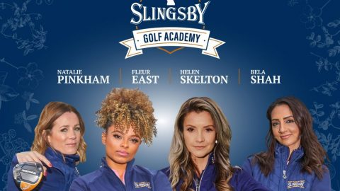 Pinkham and Shah star in Slingsby Golf Academy
