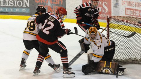 BC Hockey League submits notice to withdraw from CJHL