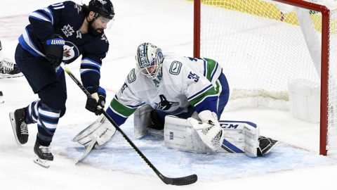 Vancouver Canucks see NHL playoff hopes dashed despite 3-1 win over Winnipeg
