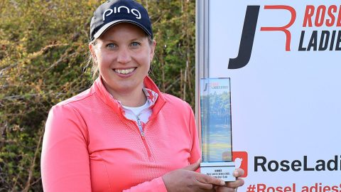 Young secures Rose Series win at Woburn