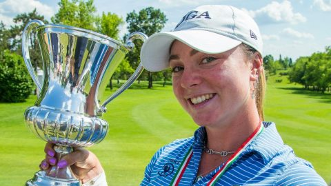 18-year-old amateur seals Italian Open victory